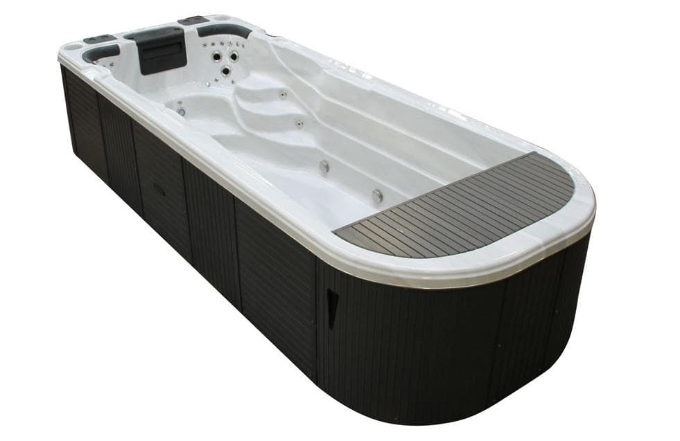 spa de nage exterieur pas cher mini piscine miami pas cher spa miami de nage jacuzzi 7 places. Black Bedroom Furniture Sets. Home Design Ideas