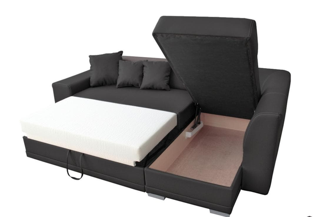vente flash evenementiel kema convertible canap d. Black Bedroom Furniture Sets. Home Design Ideas
