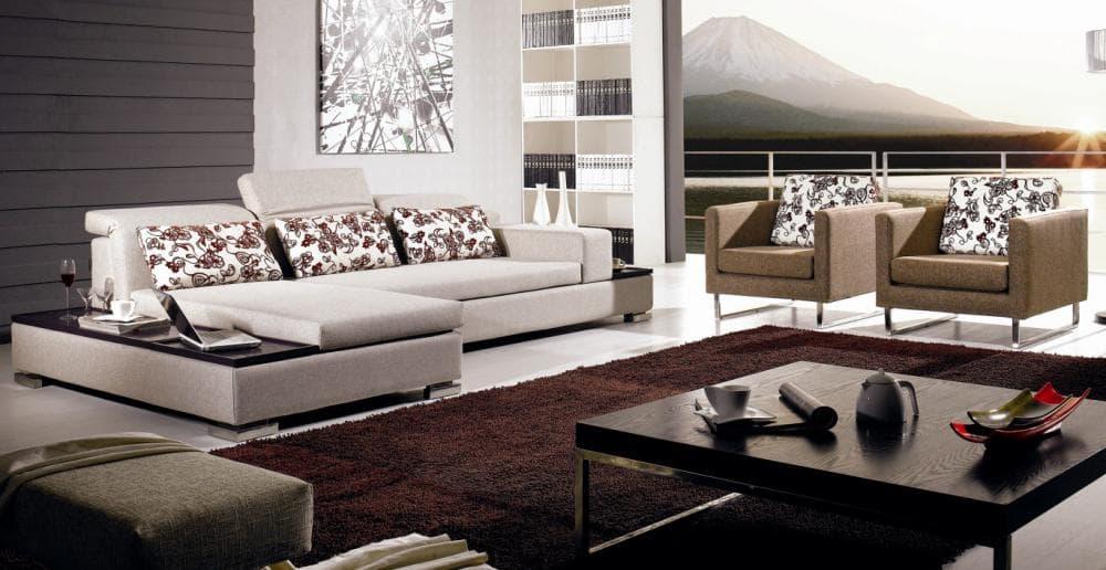 vente flash evenementiel mika canap contemporain tissu 328x167. Black Bedroom Furniture Sets. Home Design Ideas